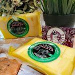 tacos de queso de oveja en aceite de oliva