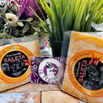 Cuña de queso de guindilla , para los que disfrutan del picante
