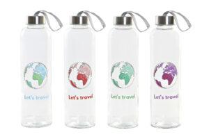botella mundo